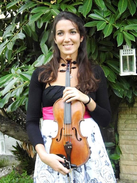 Laura Castillo Violin Evento boda