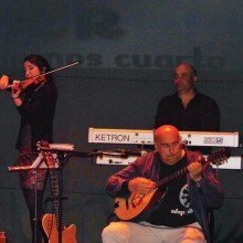 concierto radio3 aulaga folk laura castillo violin