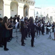 Laura Castillo Violin Eventos y Bodas Orquesta Esteban Sanchez
