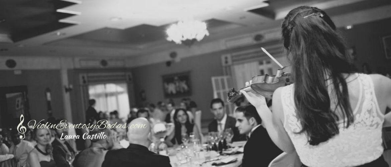 Laura Castillo Violin Eventos y Bodas foto