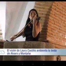 """Laura Castillo en """"Nos vamos de Boda"""" (Canal Extremadura)"""