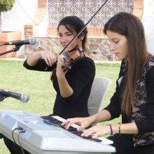 Música Boda en Zafra ( Extremadura ) - Violín y Piano