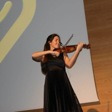 Gala Critian Lay en Toledo - Laura Castillo - Violin
