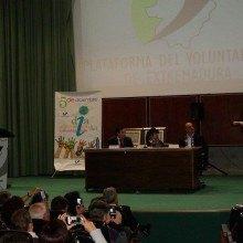 Gala entrega de premios del Día del Voluntariado - Laura Castillo