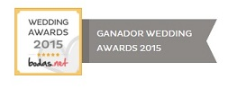 Ganador wedding awards 2015 bodasnet